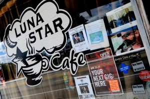 20 years and counting @ the Luna Star Cafe!
